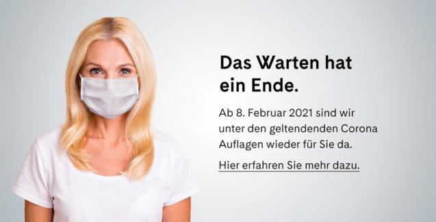 Hygiene Konzept – Februar 2021
